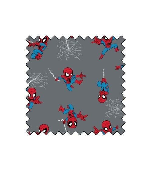3131302-02 TESSUTO COT.cm110 Spiderman Mini